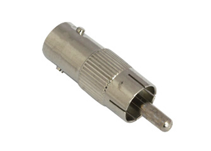 BNC Female to RCA Male Connector