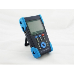 3. Inch TFT-LCD CCTV PTZ Camera Tester Security IP Camera Tester , TDR Cable Tester
