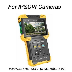 4.0'' IP Analog HD Cvi Camera Test Monitor (IPCT4620)