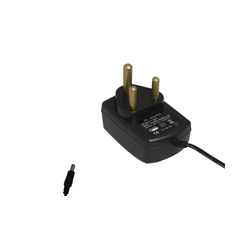 24VDC 500mA 6W CCTV Security Camera Power Adaptor / Surveillance Camera Adaptor with South African P