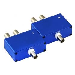 2,4CH HD coaxial multiplexer (pair):