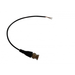 BNC Male with 25cm pigtail / CCTV Connector CT5086