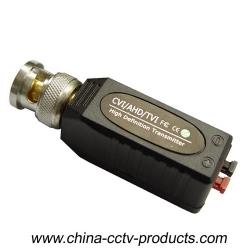 Screwless HD-Cvi, Tvi, Ahd CCTV Passive Video Balun (VB103EH)
