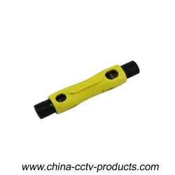 Portable Rg59/6/11/7 Coaxial Cable Stripper (T5323)