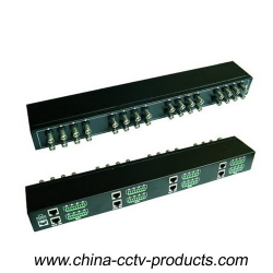 32CH Passive CCTV HD Video Balun with Terminal Block CE RoHS (VB232SH)