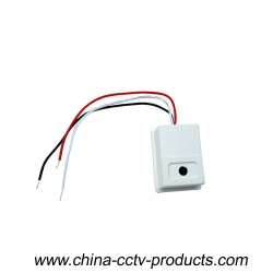 CCTV Audio Microphone with Dedicated preamplifier IC (CM02)