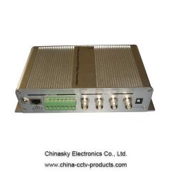 4 Channel Active CCTV Video Transmitter VB411T