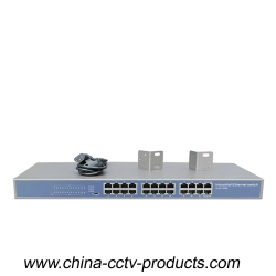 24 Port Enhanced Full Gigabit Industrial Ethernet Switch