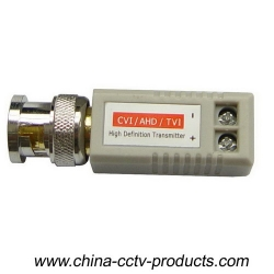 1CH CCTV Passive HD-Ahd/Cvi/Tvi Video Balun with CE RoHS (VB202EH)