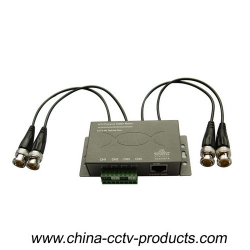 4CH CCTV UTP Video Balun for HD-Ahd/Cvi/Tvi with CE RoHS (VB304AH)