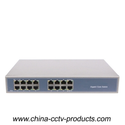 16 Port Backbone and Full Gigabit Network Switch