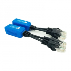 RJ45 Splitter/Combiner, Upoe Cable, Poe and Network Multiplexer PT102A (B)