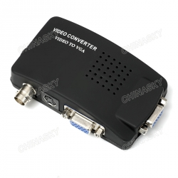 BNC,RCA,VGA Converter
