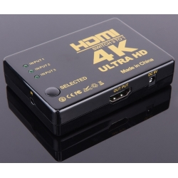 3,5 in 1 out HDMI Switch