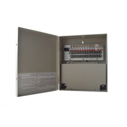 12VDC 10Amp 18 Ch Premium CCTV Power Distribution Unit 12VDC10A18PN