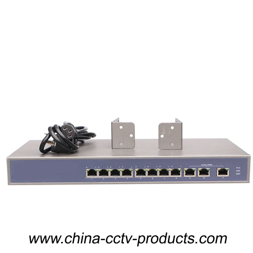 11 Port Enhanced and Rack-Mount Gigabit Switch