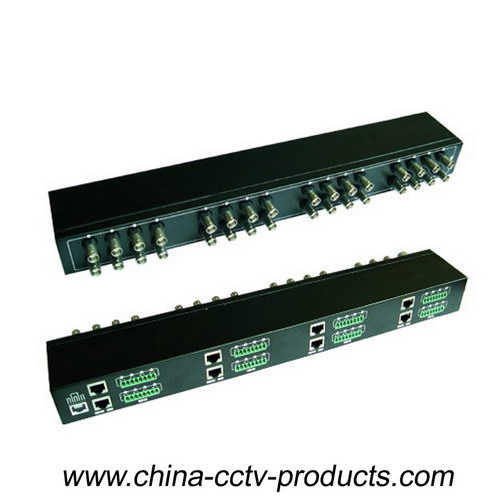 32CH Passive CCTV 8MP HD Video Balun with Terminal Block CE RoHS (VB232SH)