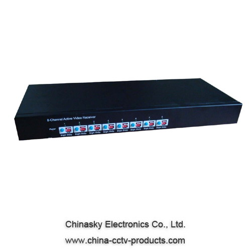 8 Channel Active Video Receiver VB801R