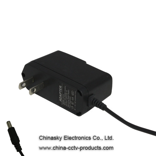 AC to 12V DC CCTV Power Adapter for CCTV Camera , Desktop, S1205U