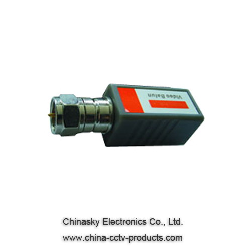 1ch Passive CCTV Video Balun VB202EF