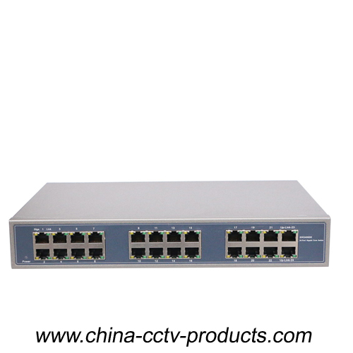 24 Port Backbone and Full Gigabit Switch
