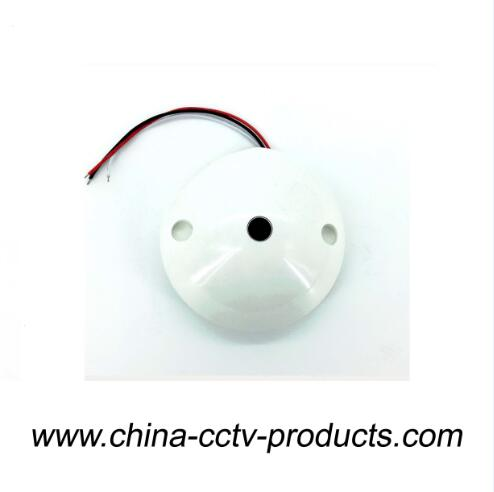 High Sensitivity CCTV Camera Audio Security Microphone for Surveillance System (CM15E)