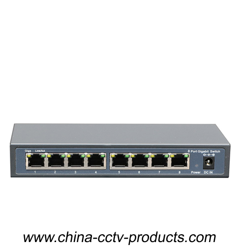 1000Mbps  8 Ports Managed Ethernet Switch