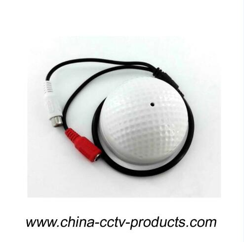High Definition CCTV Camera Microphone for Audio Surveillance System (CM09A)