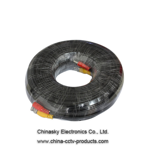 Siamese CCTV Video Cable , CCTV Power Cable