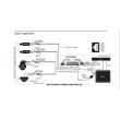 8CH CCTV UTP Power Video Data Combiner HD-Tvi Balun (PVD308H)