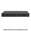 1U 27 ports 1000Mbps Layer 2 Managed POE Switch (POE2402M)