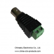 BNC Female Connector to Terminal Screws / CCTV Connector CT121