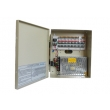 12VDC 10Amp 18 Ch Boxed CCTV Power Distribution Unit 12VDC10A18P