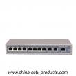 1000Mbps 11 Port Full Gigabit Switch