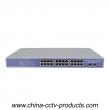 10/100Mbps Gigabit Uplink Switch With 16 Ports PoE (POE1610-2)