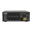 4CH Power/Video/Data Combiner Hub-24VAC-Mid PVD504M