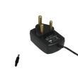 12VDC 500mA CCTV Power Supply / Camera Power Adapter, South African plug IEC60950 S1205Z