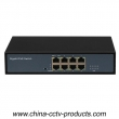 8 Ports Full Gigabit POE Network POE Switch (POE0710B-3)