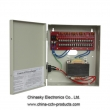 24V AC 5Amp 8CH Wall-mounted CCTV Power Supply Box 24VAC5A8P