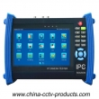 7'' IP, Ahd, Tvi and Cvi Cameras CCTV Tester