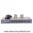 8FE POE + 3 Gigabit Uplink Network POE Switch (POE0830B-2)