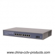 8 Ports Full Gigabit Network POE Switch (POE0801SCB-3)