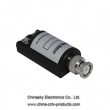 1 Port Passive Twisted-Pair Video Balun Transceiver for Surveillance Cameras VB201C