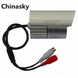 Special Imported Rainproof CCTV Microphone with AGC Circuit (CM101W)