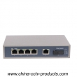 6 Port Fiber Switch with 1FE+1SC