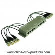 8CH CCTV UTP Power Video Data Combiner HD-Tvi Balun (PVD308H)