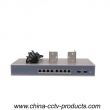 8 Port RJ45 + 2 Port SFP Rack-Mount Full Gigabit Ethernet Switch