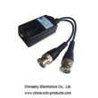 Coax to Cat5 Active Video Balun , NTSC, PAL, and SECAM,1CH Active UTP Video Receiver