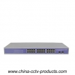 2 Port SFP + 24 Port RJ45 Gigabit Network Switch