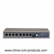 8 Port RJ45 + 1 Port Sc Fe Ethernet Switch